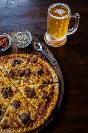 Pizza & Beer