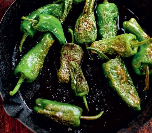 Padron Peppers - Spanish Takeout