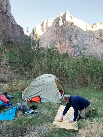 Camping in the Canyon