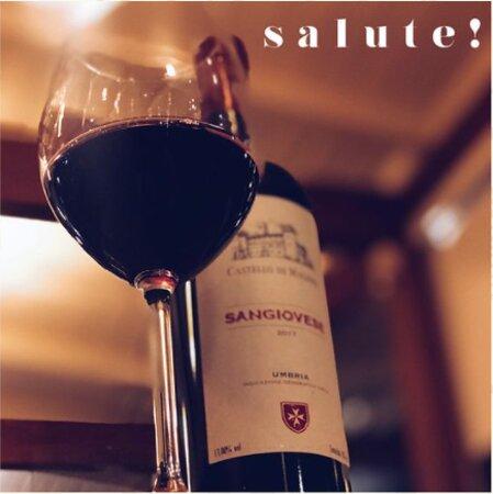 Temos uma ampla variedade de vinhos para você degustar junto com as pizzas da La Botte