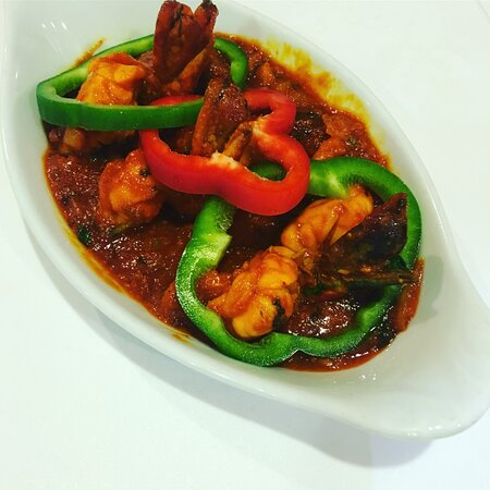 We only use the most delicious and flavoursome king prawns.