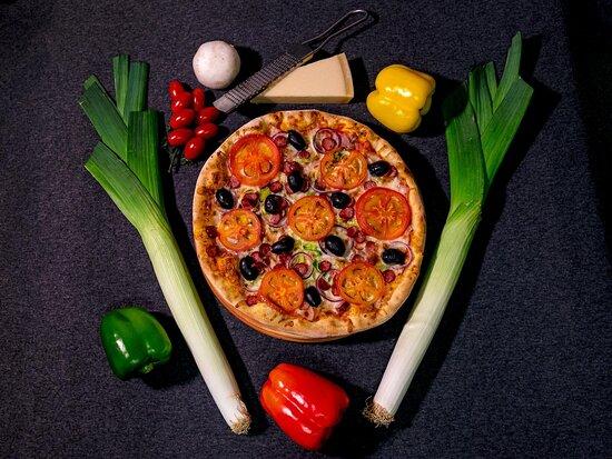 Pizza Nea Marin de la Bailesti