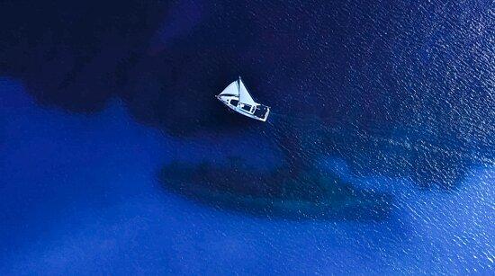 Point Blue Sailing