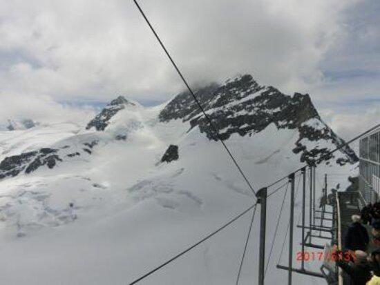 Jungfraujoch-Top of Europe train ticket: ユングフラウ