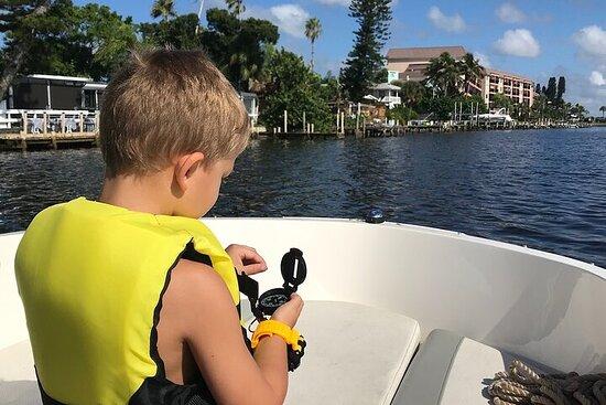 Tour charter privato di mezza giornata a Sarasota con osservazione
