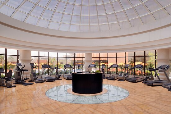 Fitness Center and fully equipped gym to boost your energy