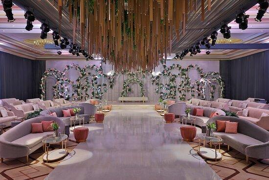 Riyadh Ballroom, prestigious wedding venue and the perfect choice