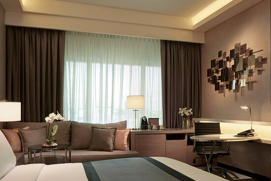 Twin/Twin Deluxe Club Executive Guest Room