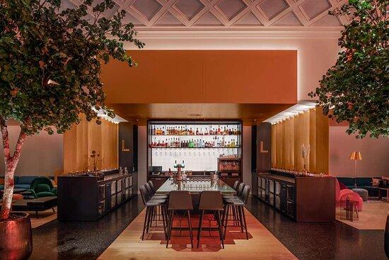HotelNorgebyScandic The Lobby Bar