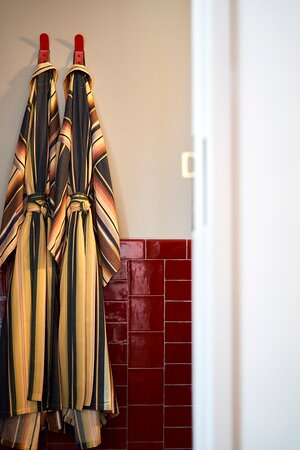 Hotel Magdalena Bathroom