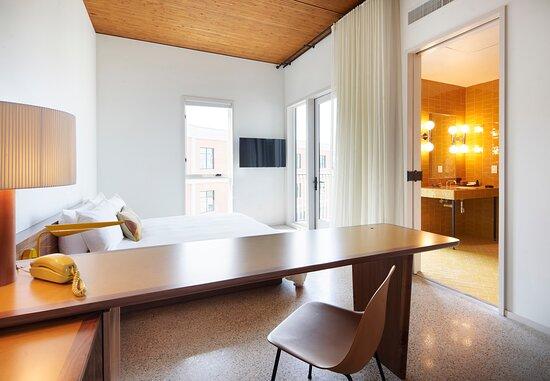 Hotel Magdalena Room