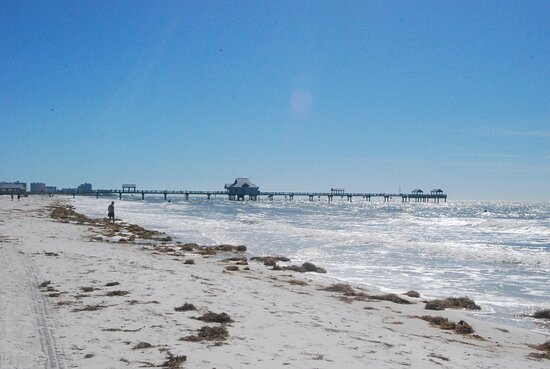 Only 7 miles to Clearwater Beach