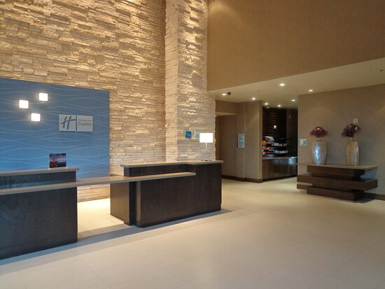 The Front Desk where expert and friendly staff are ready to help