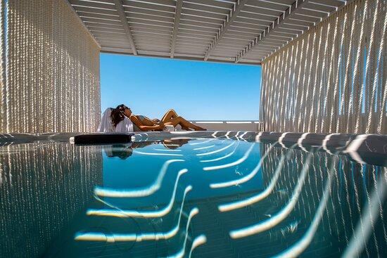 Junior Suite Outdoor Hot Tub