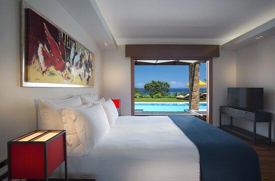 Porto Zante One Royal Spa Villa Bedroom