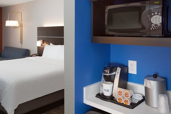 ALL OF OUR ROOMS INCLUDE A MICROWAVE, MINI-FRIDGE AND KEURIG MAKER