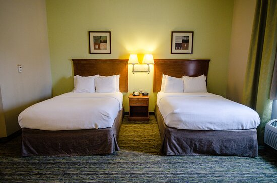 2 Double Bed Guestroom