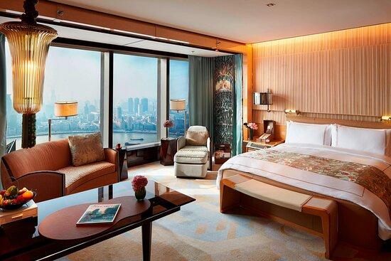 Shanghai Bund View Room