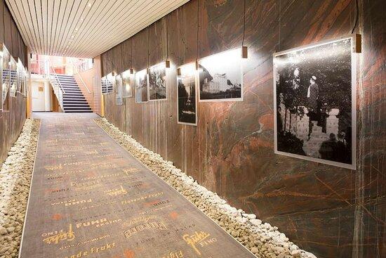 Scandic Grimstad Tunellen tunnel bet