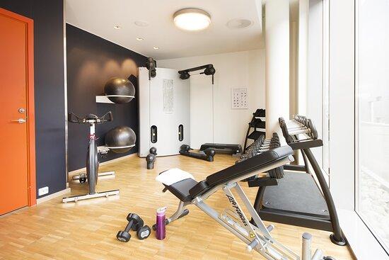 Scandic Stavanger Airport gym fitness centre