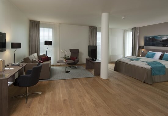 Scandic Stavanger Airport suite