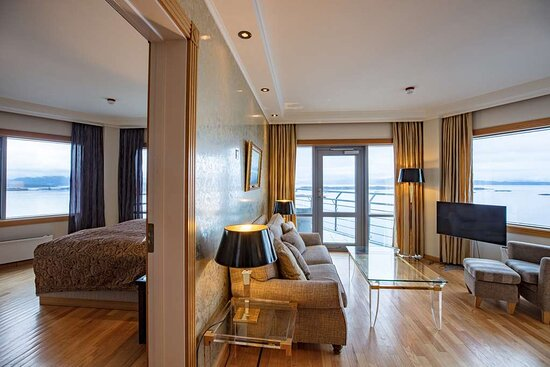 Scandic Seilet room mastersuite Seilet