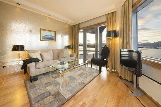 New Scandic Seilet Molde suite