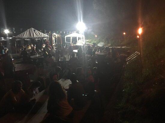 Santa Cruz das Flores, Bồ Đào Nha: Noite de Festa