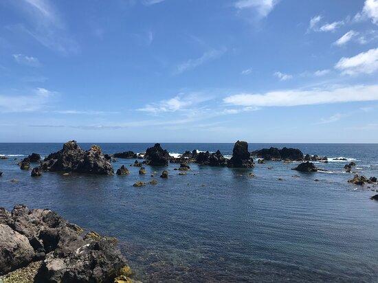 Santa Cruz das Flores, Bồ Đào Nha: Dia de calor