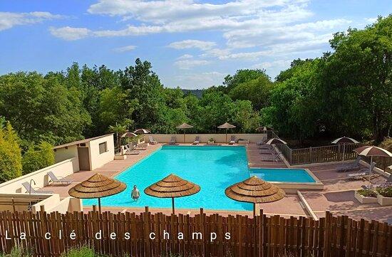 Montreal, Frankrijk: Notre piscine