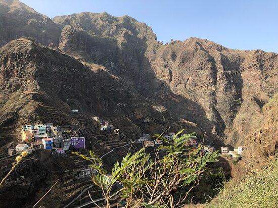 Santo Antao, Cape Verde: Monte Fontainhas