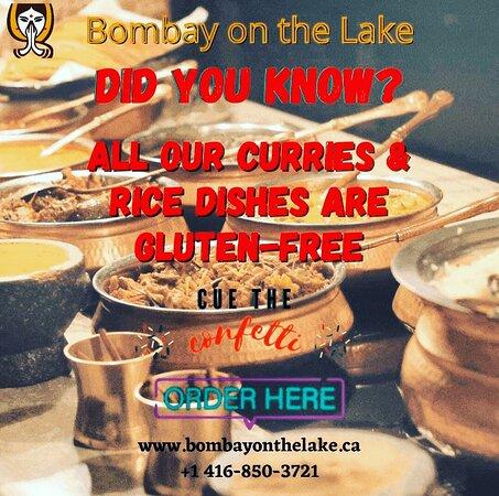 Gluten free Currys