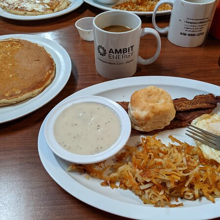 Wood River, IL: #3 with a side of pancakes