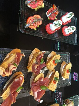 Buenos Aires, Argentina: Tanta Sandwich Offerings