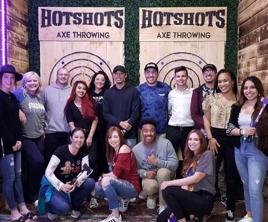 Hotshots Axe Throwing