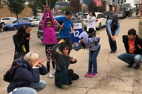 Unique Scavenger Hunt Experience in Ann Arbor by Operation City Quest
