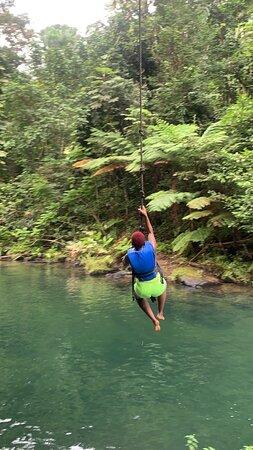Rainforest River, Waterslide & Beach Adventure in Puerto Rico Photo