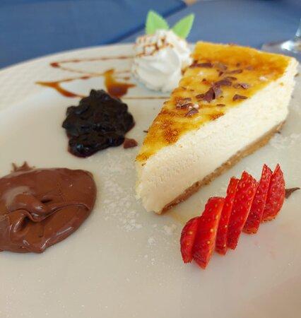 Tarta de Queso casera - Homemade Cheesecake