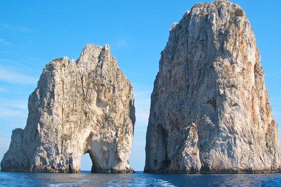 Sorrento, Capri & Amalfi Coast Excursions
