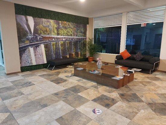 Fortín de las Flores, México: Hotel Las Vias