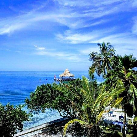 Isla Tintipan, Colombia: Tintipán un paraíso para no olvidar y volver a disfrutar.