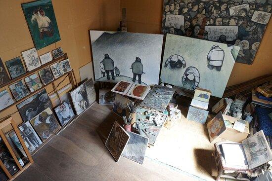 Ken Tsuneda Storehouse Art Studio Museum