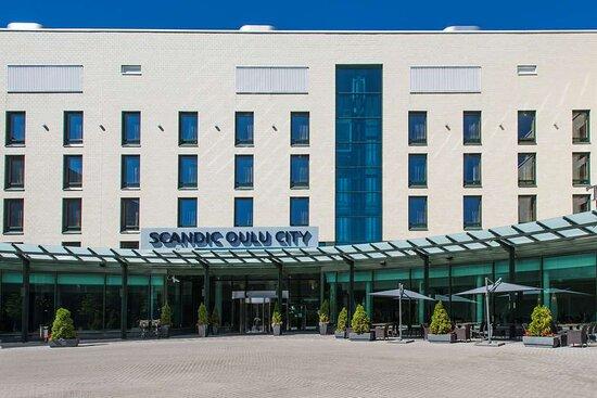 Scandic Oulu City exterior