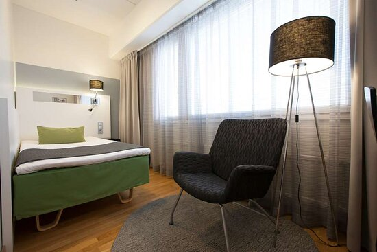 Scandic Pori room single