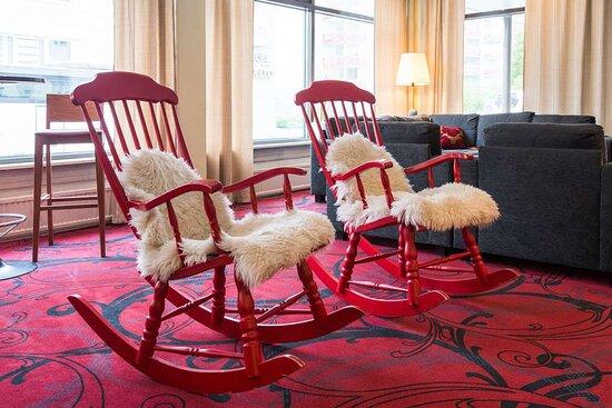 Scandic Pohjanhovi lounge