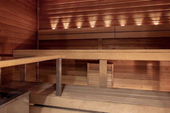 Scandic LahtiCity Sauna