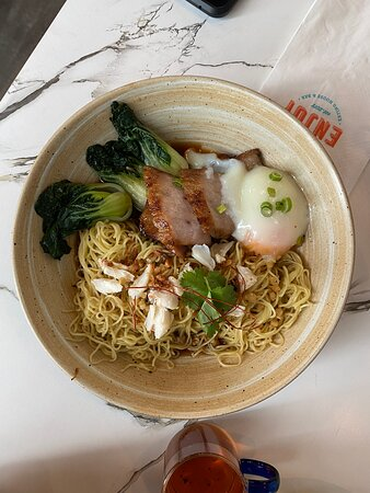 I'll never eat a greater fusion Mee Kia