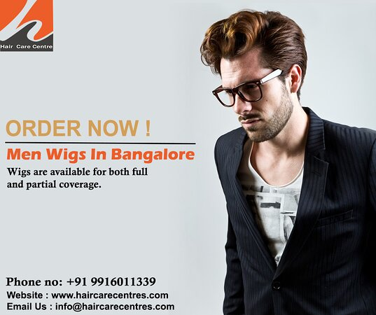 Bangalore District, India: Buy best quality wigs in Bangalore and men's hair patches in Bangalore from a leading manufacturer called Hair Care Center we are the most trusted name