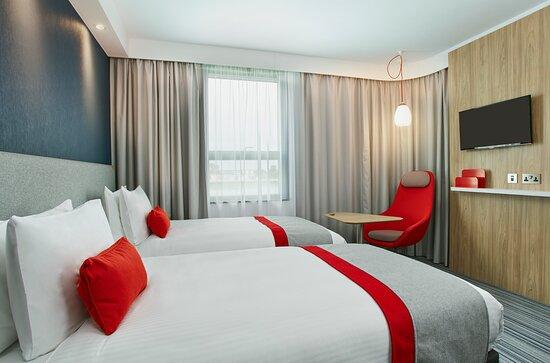 Holiday Inn Express Bedroom