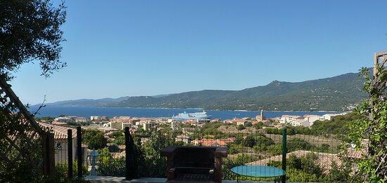vue panoramique mer
